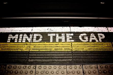 mind-the-gap